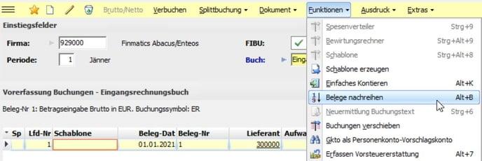 BMD-Belege-nach-datum-sortieren
